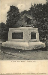 1st Connecticut Heavy Artillery Monument