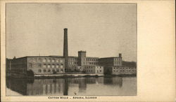 View of Cotton Mills