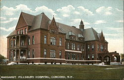 Margaret Pillsbury Hospital