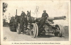 155mm. Gun and Others of Its Kind