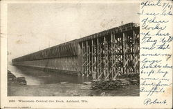 Wisconsin Central Ore Dock