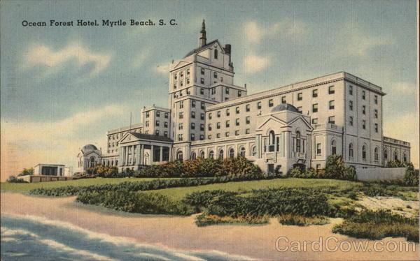Ocean Forest Hotel