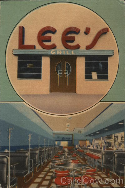 Lee's Grill Montgomery Alabama
