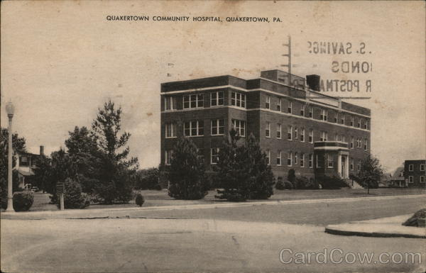 Quakertown Community Hospital Pennsylvania