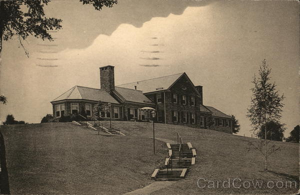 The Manor Home of the Presbyterian Home of Central Pennsylvania Neville