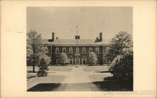 Phillips Academy - The Commons Andover Massachusetts
