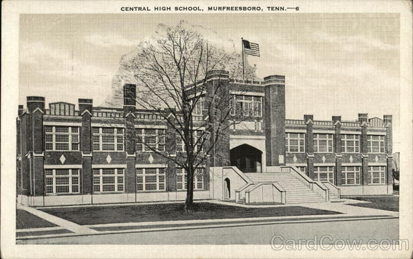 Central High School Murfreesboro Tennessee