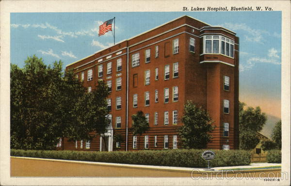 St. Lukes Hospital Bluefield West Virginia