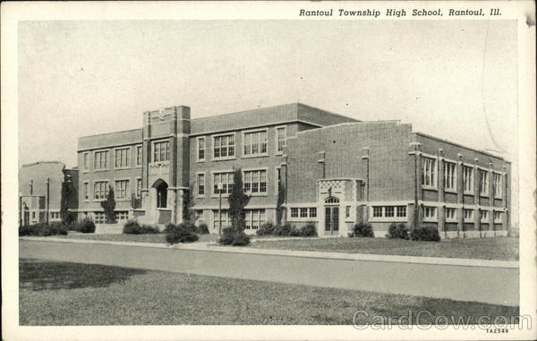 Rantoul Tonwship High School Illinois