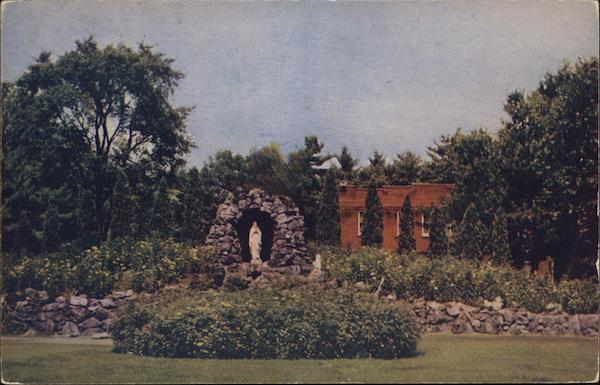 St. Clements Grotto Saratoga Springs New York