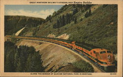 Great Northern Railway's Streamlined Empire Builder