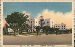 Hotel Alameda, Santa Clara and Broadway