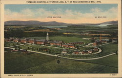 Veterans Hospital at Tupper Lake