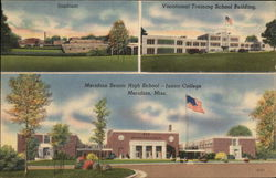Meridian Senior High School - Junior College