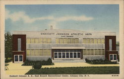 Endicott Johnson A.A. East Branch Recreational Center