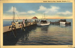 Public Dock on Bay