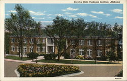 Tuskegee Institute - Dorothy Hall