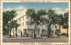 The Randolph Hotel and Apartments