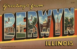 Greetings from Berwyn Illinois