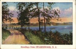 Greetings from Swartswood, N.J.