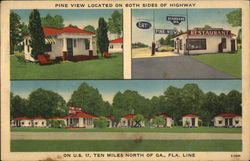 Pine View Motor Court & Restaurant