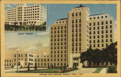 Jefferson Davis Hospital