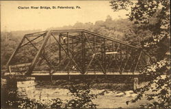 Clarion River Bridge