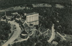 Aerial View of Pocono Manor Inn