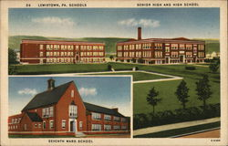 Senior High and High School