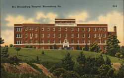 The Bloomsburg Hospital