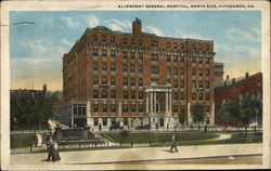 Allegheny General Hospital, North Side