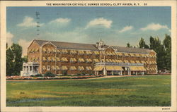 The Washington Catholic Summer School