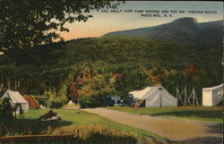 Dolly Copp Camp Ground and the Imp, Pinkham Notch