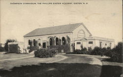 The Phillips Exter Academy - Thompson Gymnasium