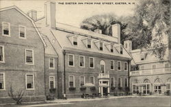 Exeter Inn From Pine Street