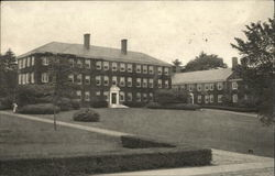 Lamont Infirmary, The Phillips Exeter Academy
