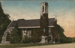 Hodgson Memorial Chapel, University of the South Postcard