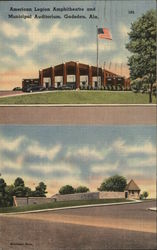 American Legion Ampitheatre and Municipal Auditorium