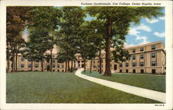 Vorhees Quadrangle, Coe College