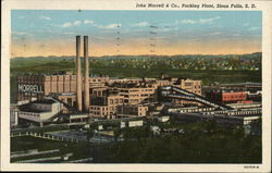 John Morrell & Co., Packing Plant