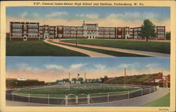 Central Junior-Senior High School and Stadium
