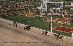 Kentucky Derby Race, Churchill Downs