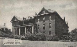 Johnson Hall, Cumberland College