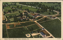 Aerial View of Idle Hour Farm