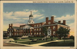 Speed Scientific School, University of Louisville