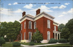 State Teachers College - Ogden Hall