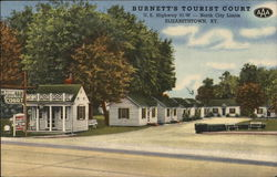 Burnett's Tourist Court
