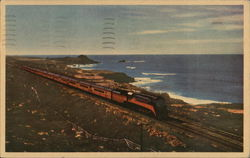 "Southern Pacific ""Morning Daylight"""
