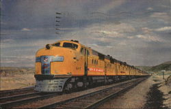 "Union Pacific Streamliner ""City of Los Angeles"""