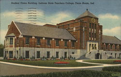 Indiana State Teachers College - Student Union Building